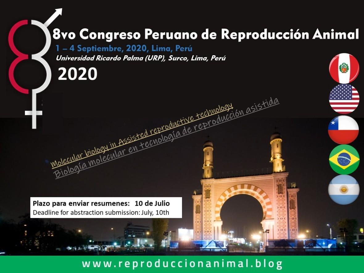 8vo Congress ASPRA-2020- Lima
